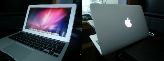 MacBook Air画像